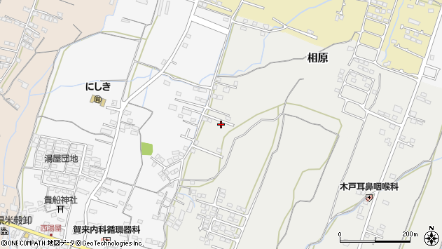 大分県中津市相原3785周辺の地図