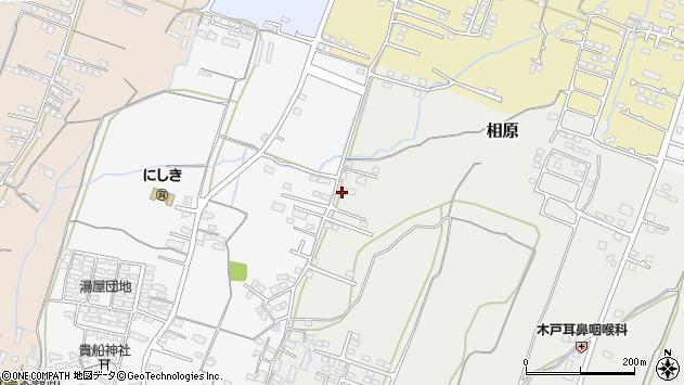 大分県中津市相原3749周辺の地図