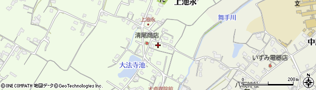 大分県中津市上池永200周辺の地図