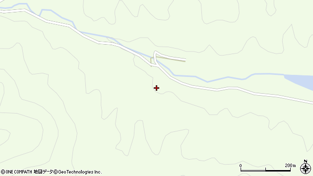 大分県国東市国東町横手7952周辺の地図