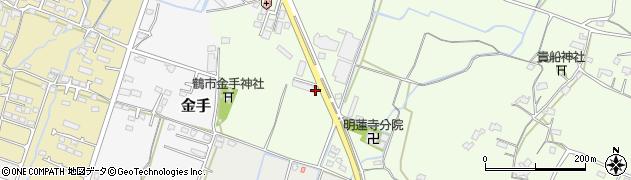大分県中津市上池永1250周辺の地図