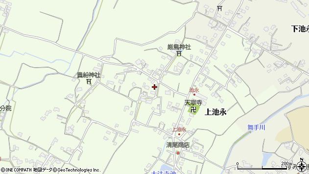 大分県中津市上池永905周辺の地図