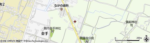 大分県中津市上池永1242周辺の地図