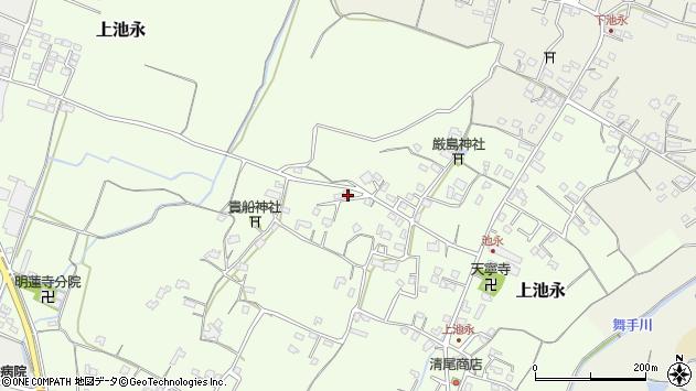 大分県中津市上池永937周辺の地図