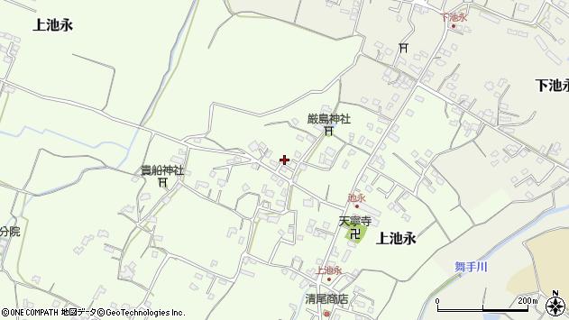 大分県中津市上池永957周辺の地図