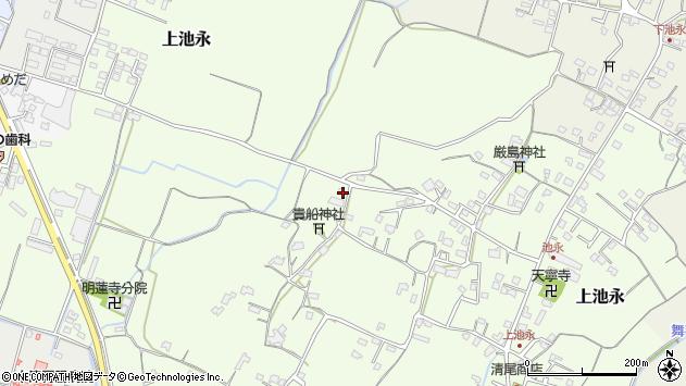 大分県中津市上池永845周辺の地図