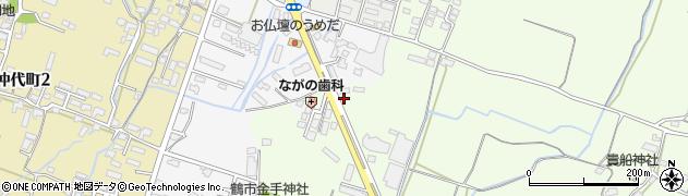 大分県中津市上池永1285周辺の地図