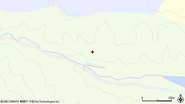 大分県国東市国東町横手高良周辺の地図