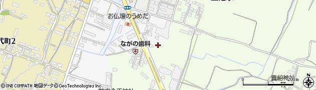 大分県中津市上池永1287周辺の地図