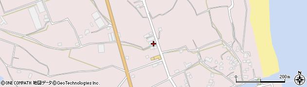 大分県国東市国東町北江3130周辺の地図