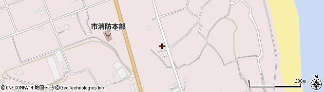 大分県国東市国東町北江3153周辺の地図