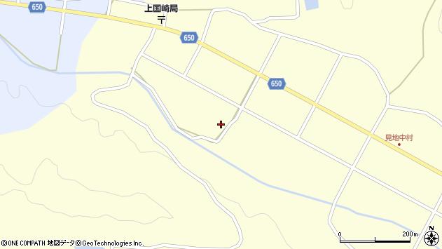 大分県国東市国東町見地1130周辺の地図
