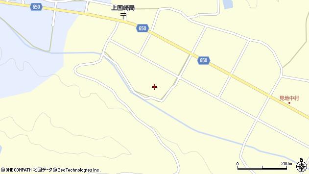 大分県国東市国東町見地1138周辺の地図