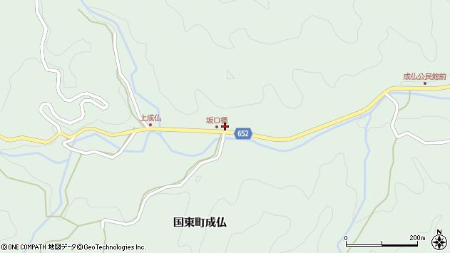 大分県国東市国東町成仏1994周辺の地図