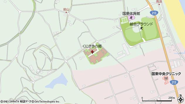 大分県国東市国東町浜崎2757周辺の地図