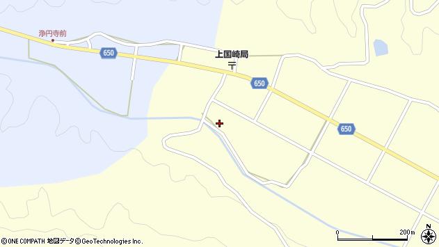 大分県国東市国東町見地1272周辺の地図
