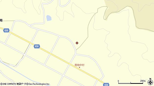 大分県国東市国東町見地1722周辺の地図
