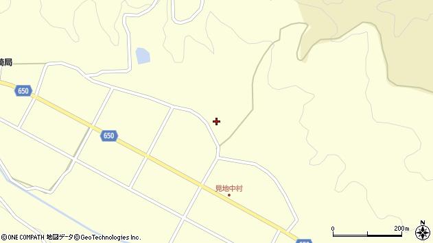 大分県国東市国東町見地1720周辺の地図