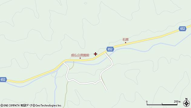 大分県国東市国東町成仏1119周辺の地図