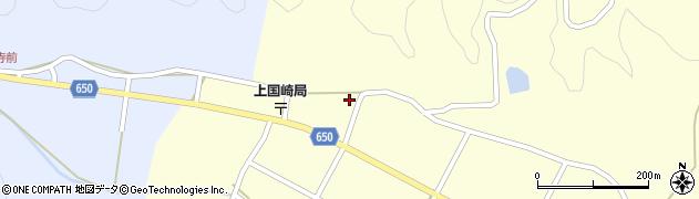 大分県国東市国東町見地1383周辺の地図