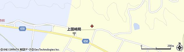 大分県国東市国東町見地1417周辺の地図