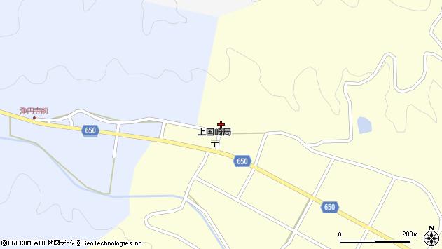 大分県国東市国東町見地1359周辺の地図