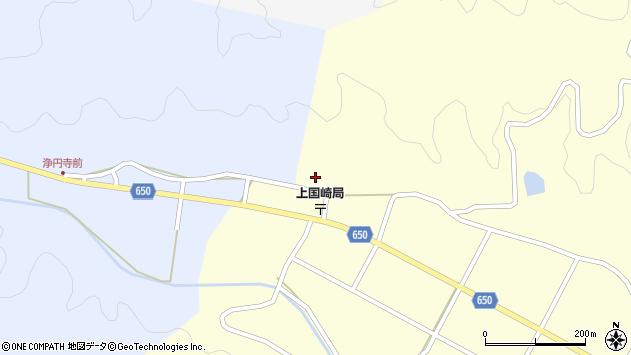 大分県国東市国東町見地1360周辺の地図