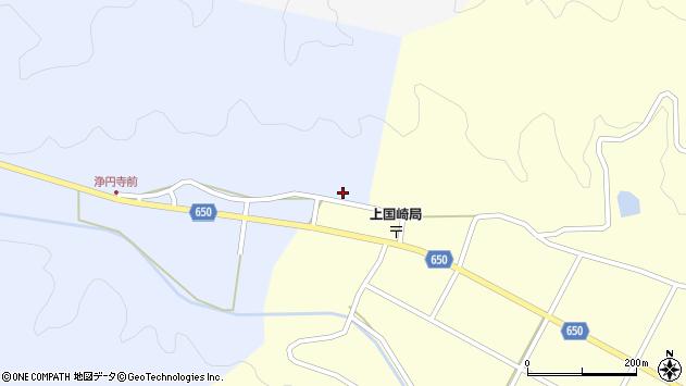 大分県国東市国東町下成仏1447周辺の地図