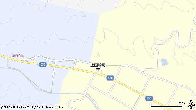 大分県国東市国東町見地1354周辺の地図