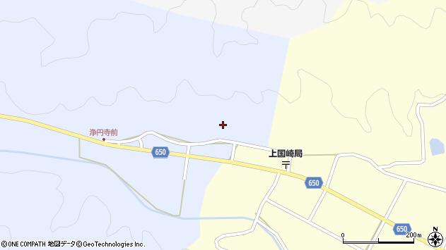 大分県国東市国東町下成仏1457周辺の地図