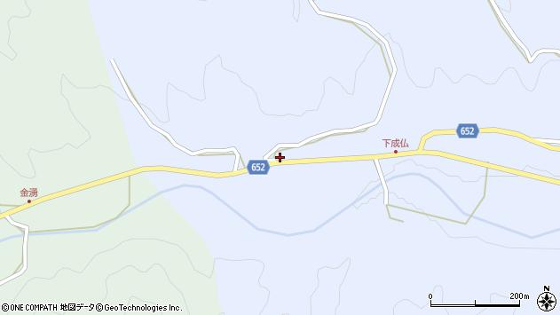 大分県国東市国東町下成仏263周辺の地図