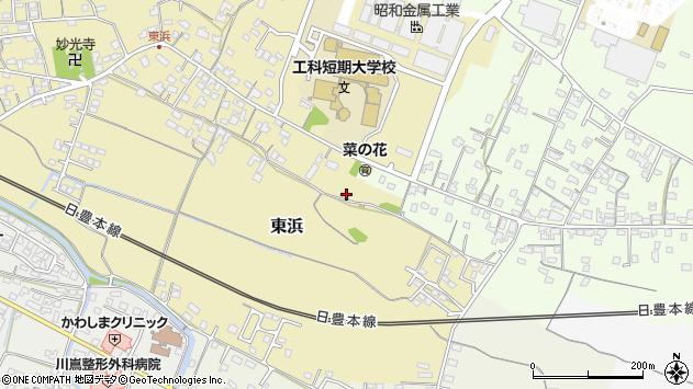 大分県中津市大新田226周辺の地図