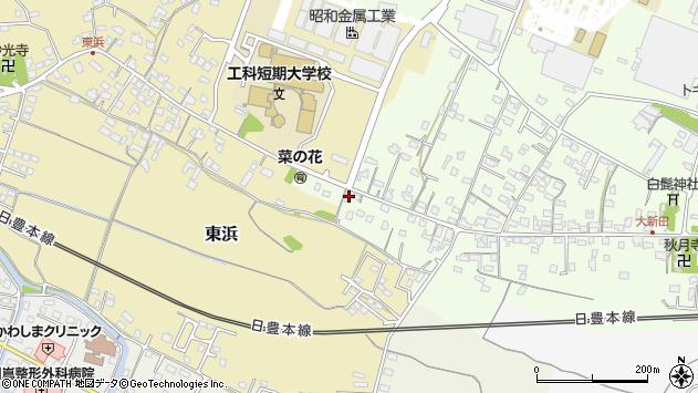 大分県中津市大新田904周辺の地図