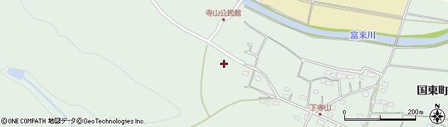 大分県国東市国東町浜崎741周辺の地図