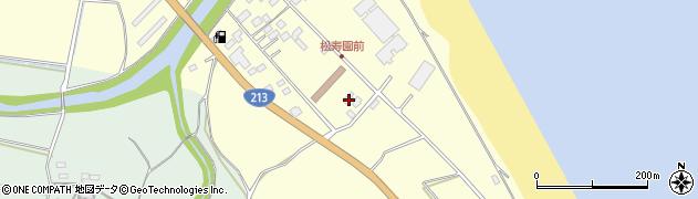 大分県国東市国東町富来浦2366周辺の地図