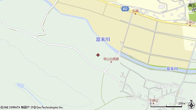 大分県国東市国東町浜崎234周辺の地図