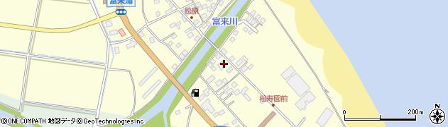 大分県国東市国東町富来浦2329周辺の地図