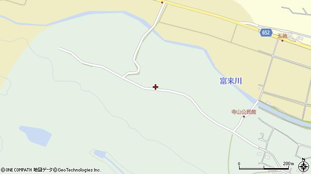 大分県国東市国東町浜崎585周辺の地図