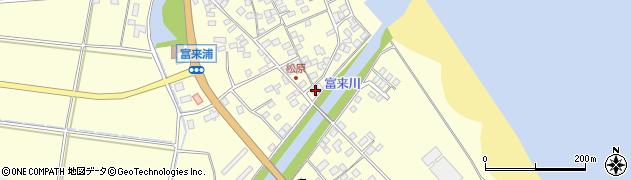 大分県国東市国東町富来浦2163周辺の地図