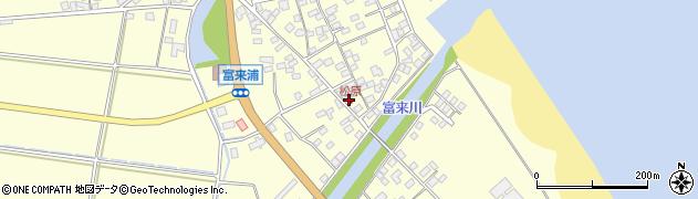 大分県国東市国東町富来浦2248周辺の地図
