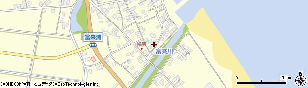 大分県国東市国東町富来浦2242周辺の地図