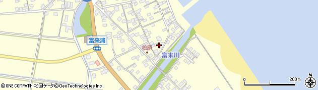 大分県国東市国東町富来浦2238周辺の地図