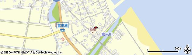 大分県国東市国東町富来浦2239周辺の地図