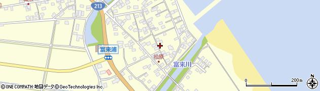 大分県国東市国東町富来浦2233周辺の地図