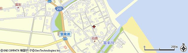 大分県国東市国東町富来浦2216周辺の地図