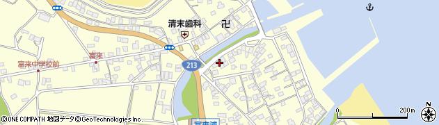 大分県国東市国東町富来浦2130周辺の地図