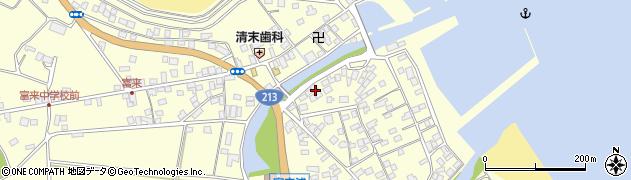 大分県国東市国東町富来浦2131周辺の地図
