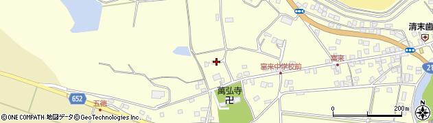 大分県国東市国東町富来浦213周辺の地図