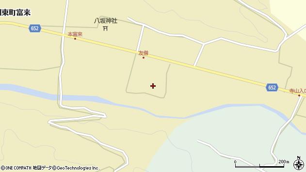 大分県国東市国東町富来716周辺の地図