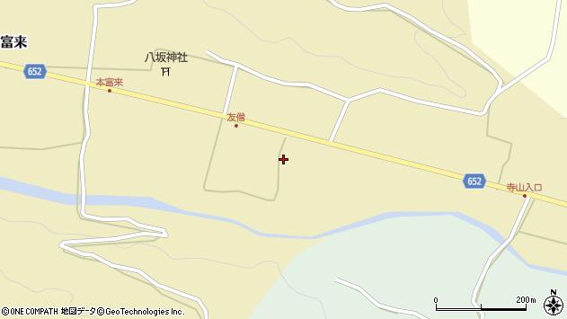 大分県国東市国東町富来461周辺の地図
